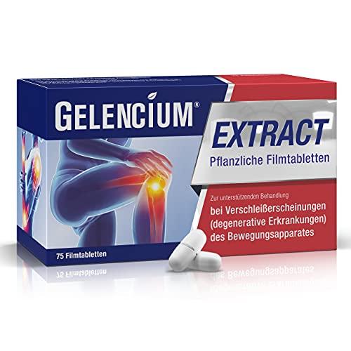 Gelencium Extract Pflanzliche Filmtabletten, 75 St