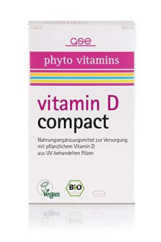 GSE Vitamin D Compact (BIO), 120 Tabletten, 1er...