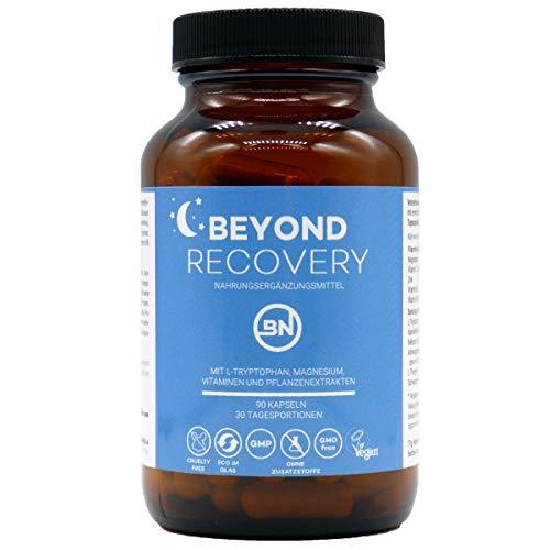 Beyond Recovery natürliche Nährstoffe für die...