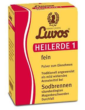 Luvos Heilerde 1 fein Spar-Set 2x950g. Pulver zum...