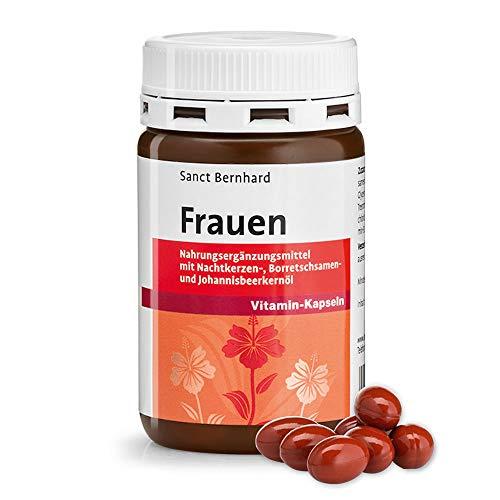 Sanct Bernhard Frauen-Vitamin-Kapseln mit...