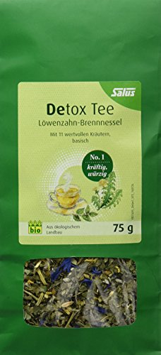Salus Detox Tee Nr. 1, lose, 2er Pack (2 x 75 g)