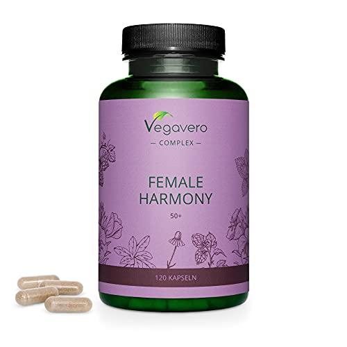 WECHSELJAHRE Complex Vegavero ®   100% NATÜRLICH...