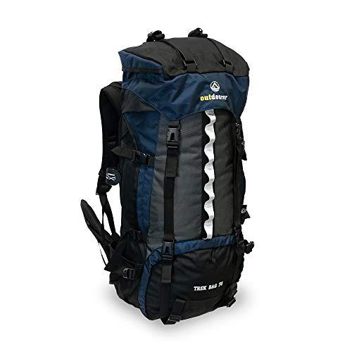 outdoorer Trekkingrucksack Trek Bag 70, 2kg -...