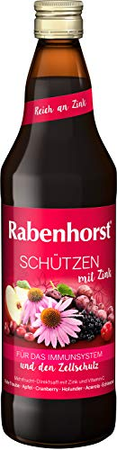 Rabenhorst Schützen mit Zink 6er Pack (6 x 700...