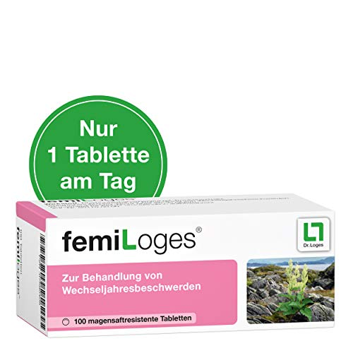 femiLoges® - 100 Tabletten - Hormonfreie...