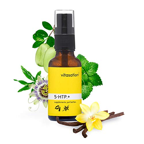 5-HTP.+ Mund-Spray mit 5-HTP (Griffonia...