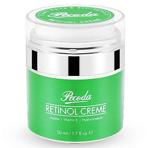 Retinol Feuchtigkeitscreme Creme, Neu 2.5% Retinol...