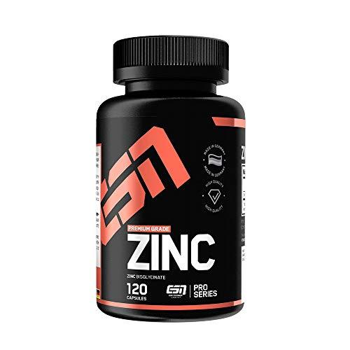 ESN Zinc – 120 Kapseln – Premium:...