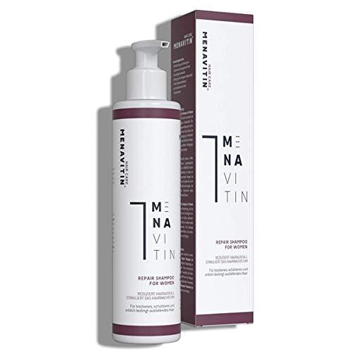 MENAVITIN Damen Shampoo gegen Haarausfall für...