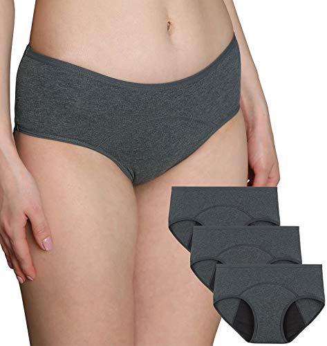 INNERSY Damen Menstruation Slip Kaiserschnitt...