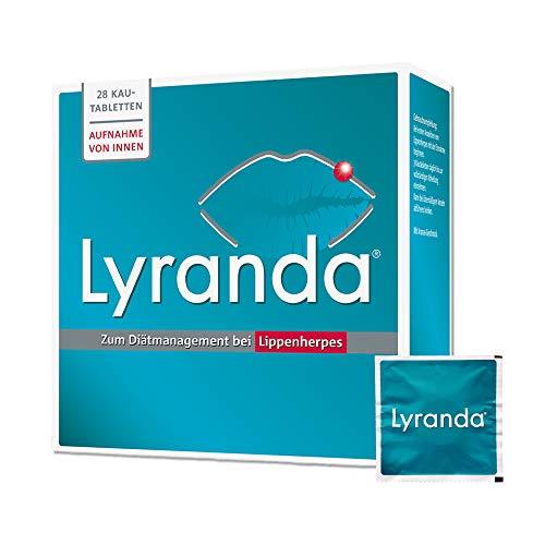 Lyranda bei Lippenherpes mit Ananas-Geschmack –...