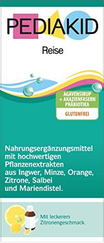 PEDIAKID® - REISE - 125 ml - Lindert Übelkeit...