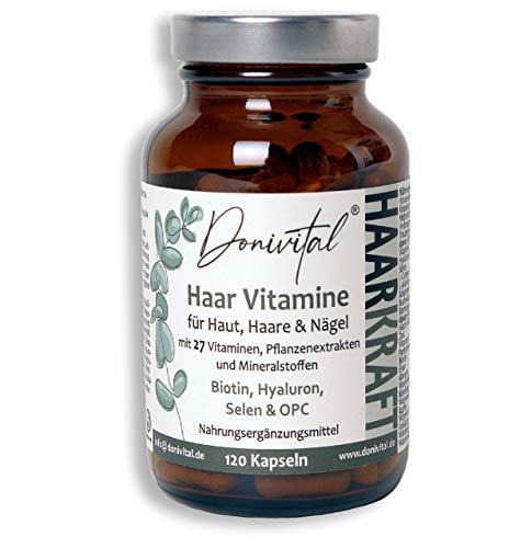 Donivital® Haar-Vitamine - 27 hochdosierte...