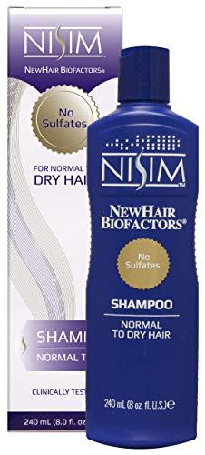 Nisim Shampoo gegen Haarausfall, 1 Stück x 240...