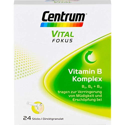 Centrum Vital Fokus Vitamin B Komplex...