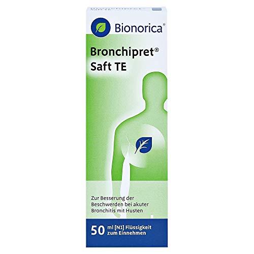 BRONCHIPRET Saft TE 50 ml