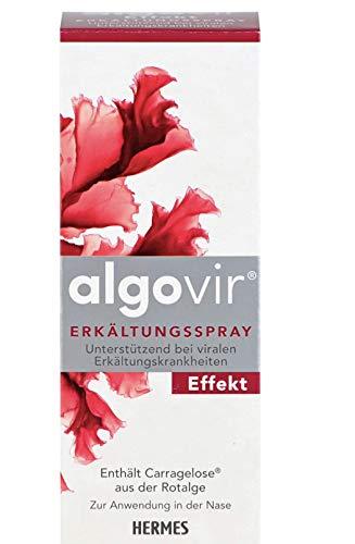 algovir Erkältungsspray 3x20 ml Spray Effekt...