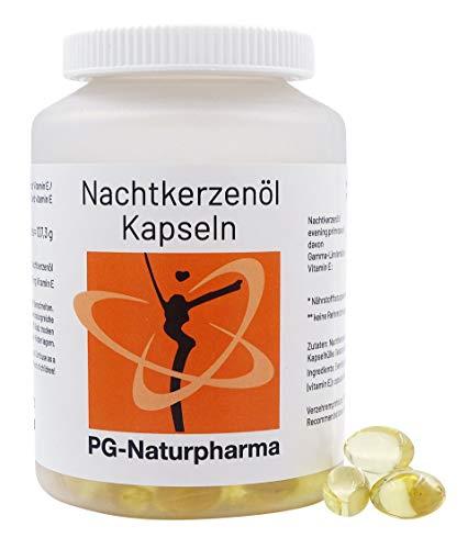 Nachtkerzenöl Kapseln mit Vitamin E - 150 Kapseln...