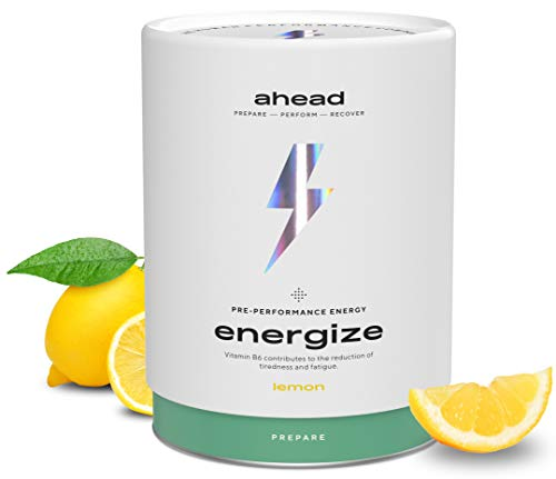 ahead ENERGIZE, Natürlicher Pre Workout Booster...