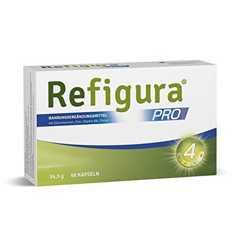 Refigura Pro: Gesundes Abnehmen, mit Glucomannan,...