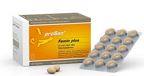 proSan® Femin plus für die Wechseljahre –...