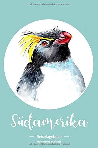 Südamerika Reisetagebuch Fluffy Fellows: Pinguin...