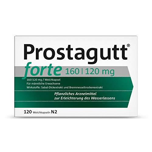 PROSTAGUTT forte 160/120 mg Kapseln 2X100 St