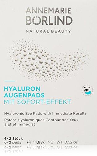Annemarie Börlind Hyaluron Augenpads, 1er Pack (6...