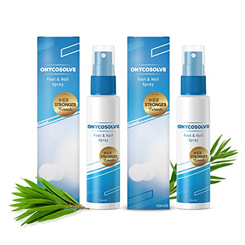 Onycosolve Anti Fungus Foot Spray - Multiple Packs...