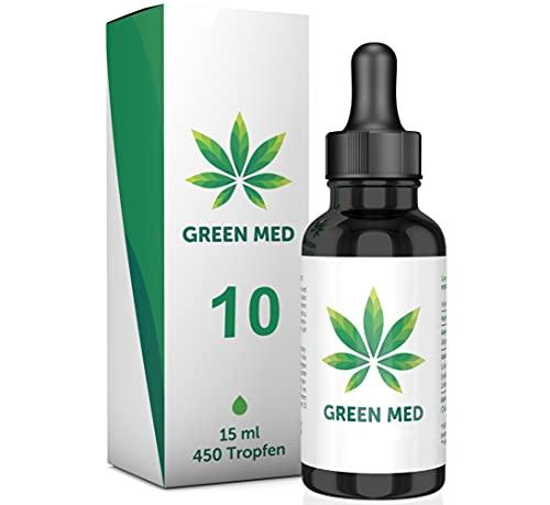 GREEN MED ®   10 Prozent - Oil   Premium...