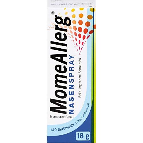 MomeAllerg Nasenspray 50 µg/Sprühstoß, 18 g...