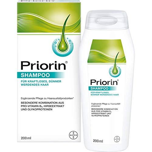 Priorin, Shampoo zur Anwendung bei kraftlosem und...