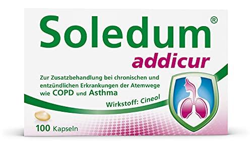 Soledum Addicur | Zur Zusatzbehandlung bei...