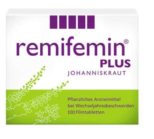 Remifemin Plus Johanniskraut Spar Set: 2 x100...
