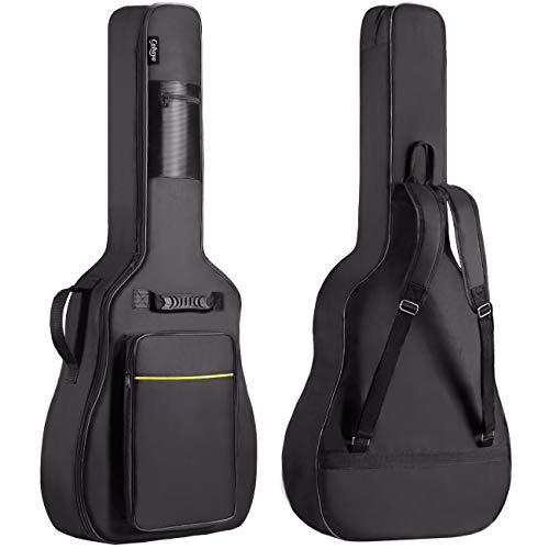 CAHAYA Gitarrentasche Akustikgitarre Gig Bag...