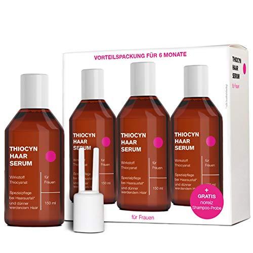 3x Thiocyn Haarserum für Frauen • 3x150 ml...