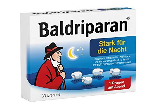 Baldriparan Stark für die Nacht – Pflanzliches...