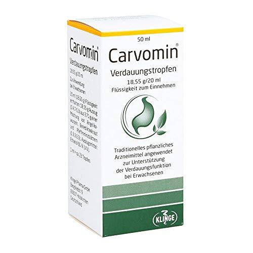 Carvomin Verdauungstropfen, 50 ml Lösung