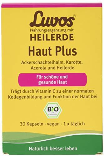 LUVOS Haut Plus, Bio-Nahrungsergänzung, 30...
