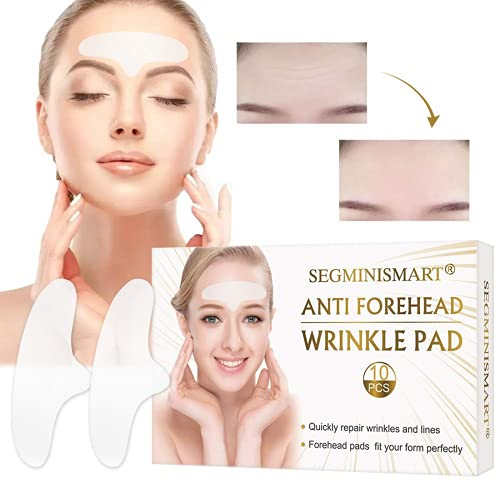 Facial Patches, Anti Falten Stirn Pad, Forehead...