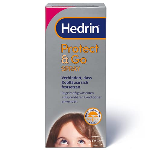 Hedrin Protect&Go Spray - zum Schutz vor...