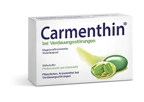Carmenthin bei Verdauungsstörungen –...