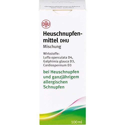 Heuschnupfenmittel DHU Mischung bei Heuschnupfen...
