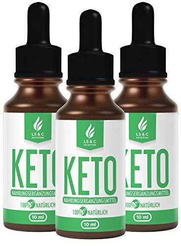 KETO | Drops | Tropfen | Lipo | Burn | EXTREM &...