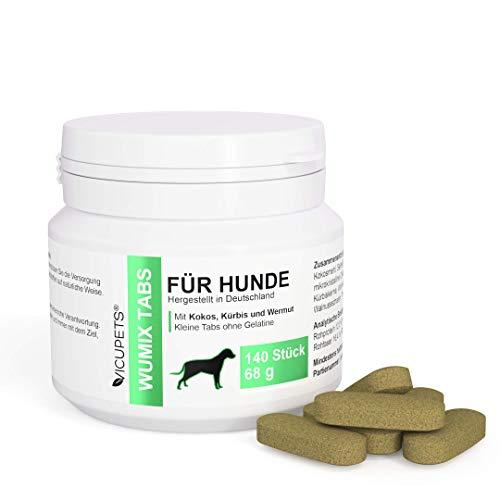 Vicupets Wumix Tabs für Hunde | Liefert Saponine,...