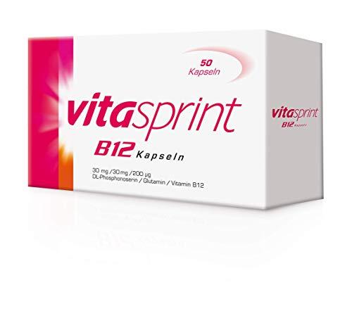 Vitasprint B12 Kapseln – Arzneimittel mit...