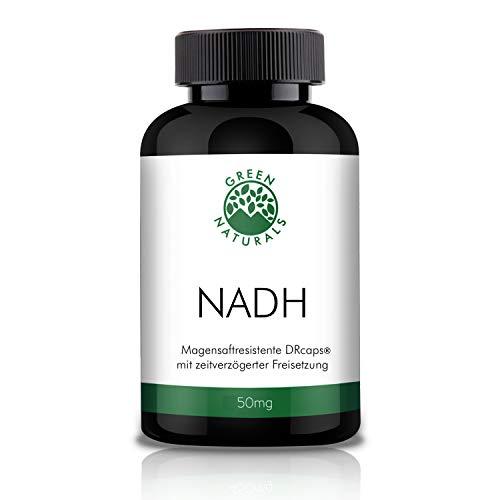 NADH 50mg - 60 magensaftresistente DR-Caps/Kapseln...