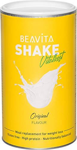 Diät Shake Vanille - 500g Dose - Abnehm-Shake...