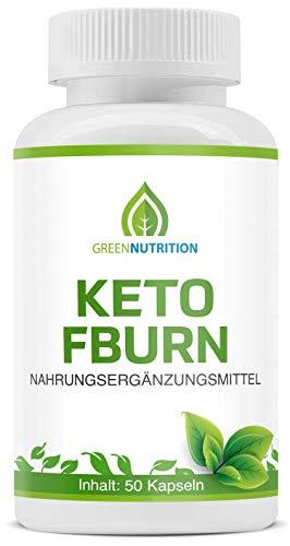 Green Keto FBurn | Stoffwechsel Tabletten |...